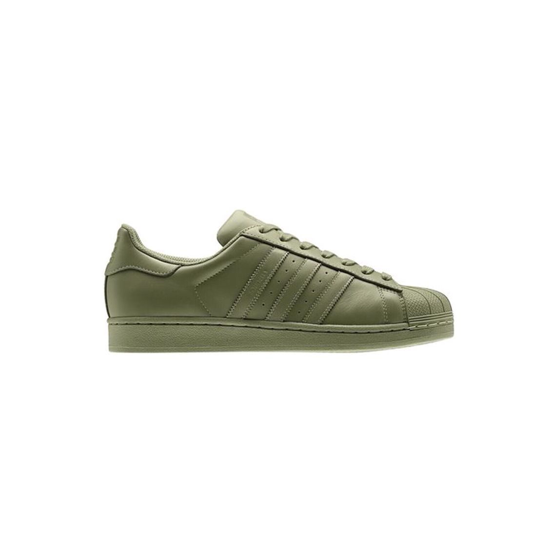 Pharrell x Adidas Originals Supercolor - Olive Green Superstar finally got  my hands ons pair of