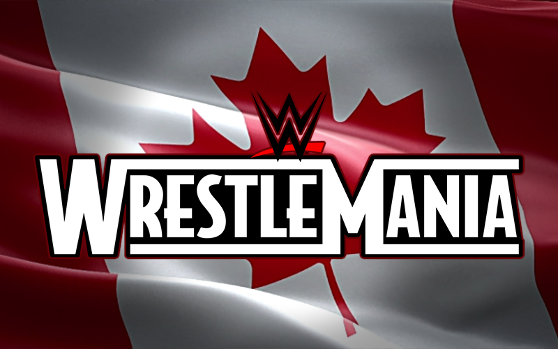 Wrestlemania Could Be Headed To Canada Wrestlemania Wwf Professional Wrestling