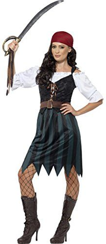 Pirate Deckhand Costume Uk Dress 1618 * Be sure to check out this awesome product-affiliate link.  sc 1 st  Pinterest & Pirate Deckhand Costume Uk Dress 1618 * Be sure to check out this ...