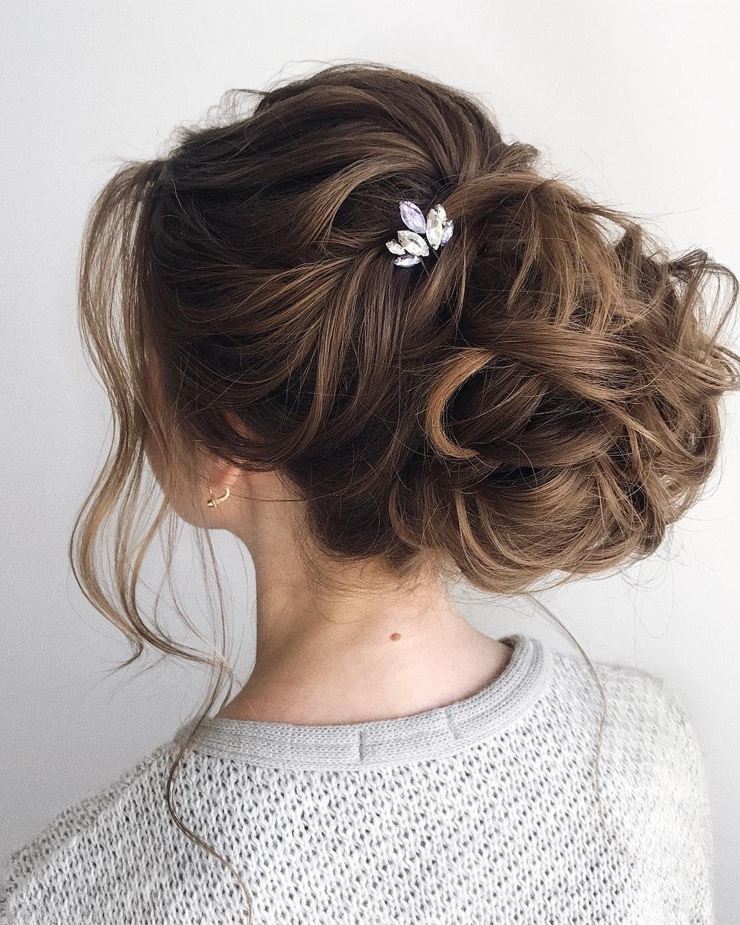 Hairstyle inspiration braid hairstyles updobraided updo wedding