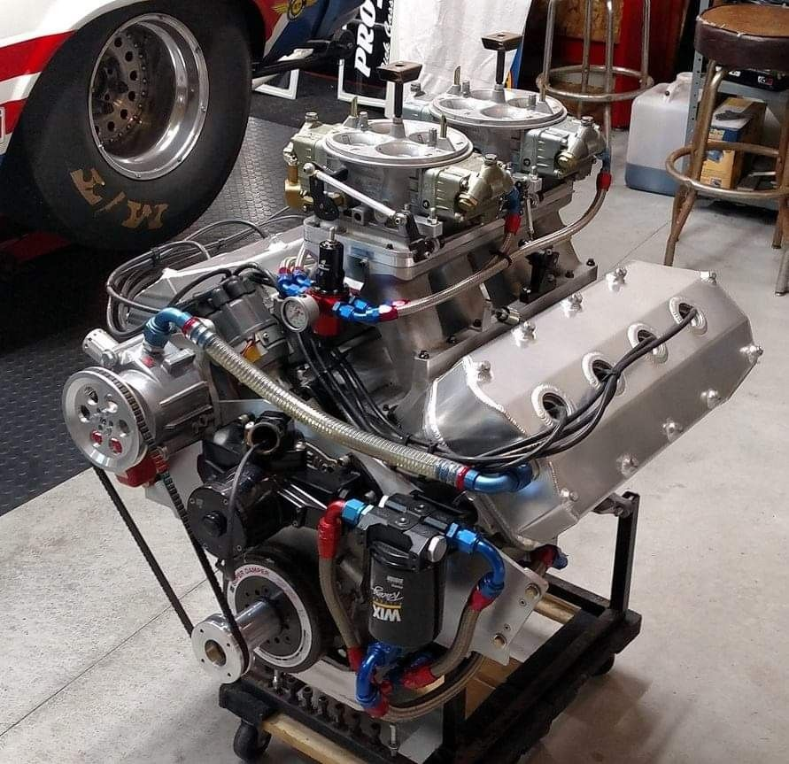 Bob Gliddens pro stock Hemi   Hemi engines   Hemi engine