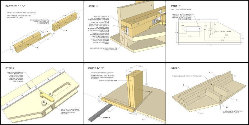 Plan Sales Page 2 - Box Joint Jig | Projects to Try ...