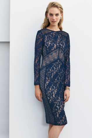 60b40f0e49d4 Lace Bodycon Dress from Next