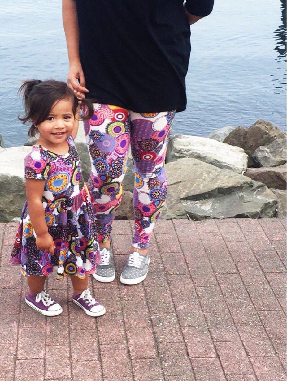 Mommy and Me leggings and DDS Lucy  TrinityLuLaRoe  LuLaRoeJaimeThomas 0ee78513f