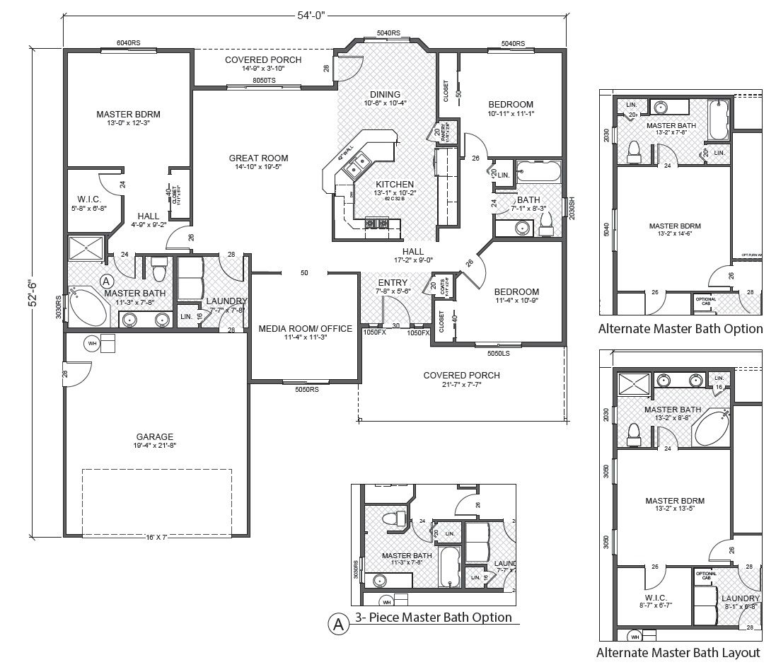 Windham Hill East | True Built Home | On your lot builder | New ...
