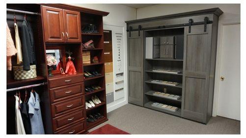 Garage Cabinet Showroom | Garage makeover, Garage cabinets ...
