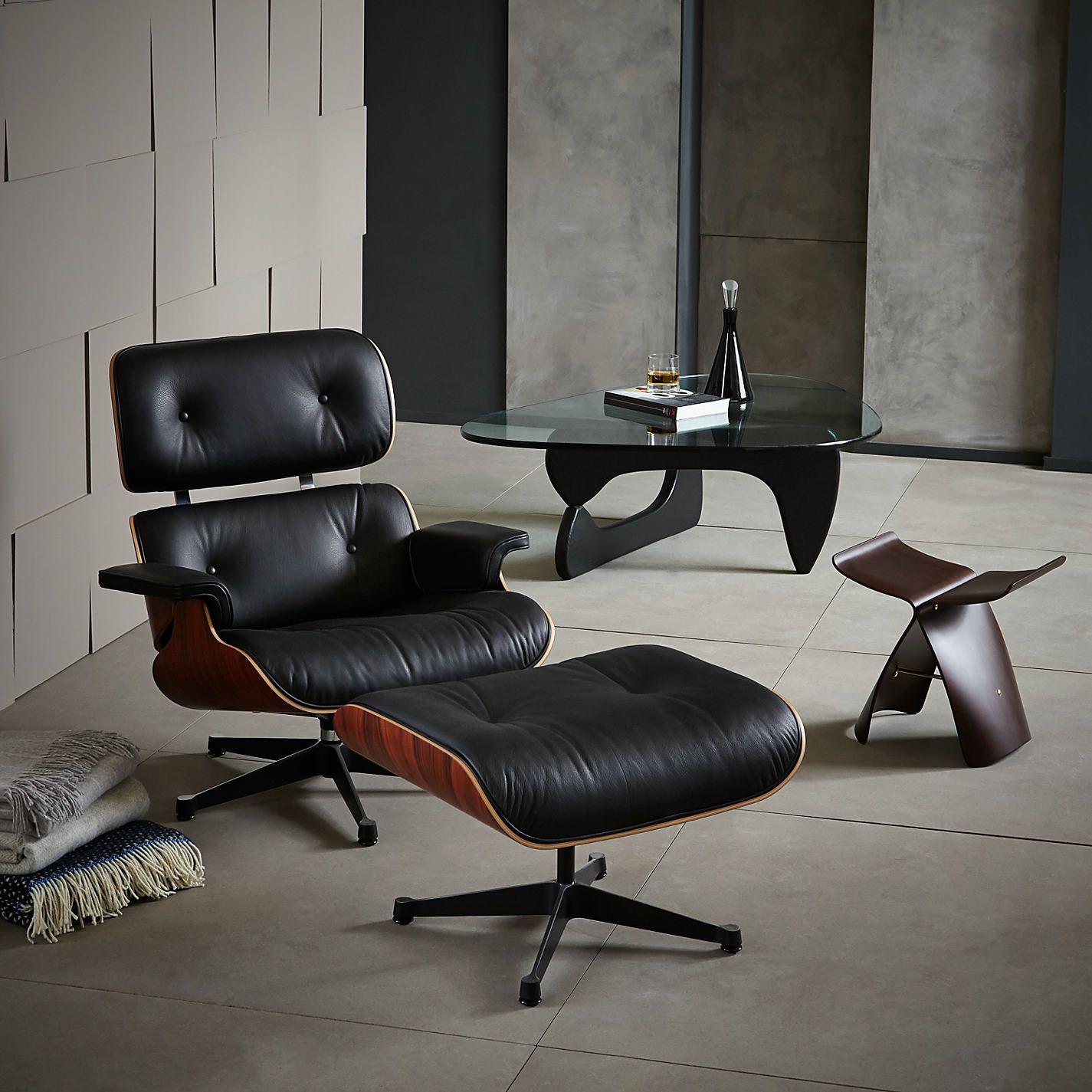 noguchi coffee table Kaffeetisch Eames sessel, Lounge