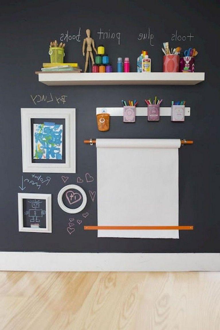 45 Inspiring Basetment Playroom Ideas for Kids images
