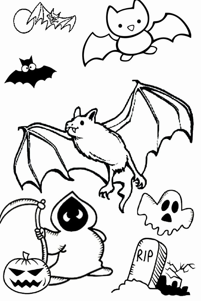 Halloween Spongebob Coloring Pages Lovely Coloring Ideas Halloween Bat Spooky Easy Coloring Page Halloween Coloring Pages Halloween Coloring Spongebob Coloring