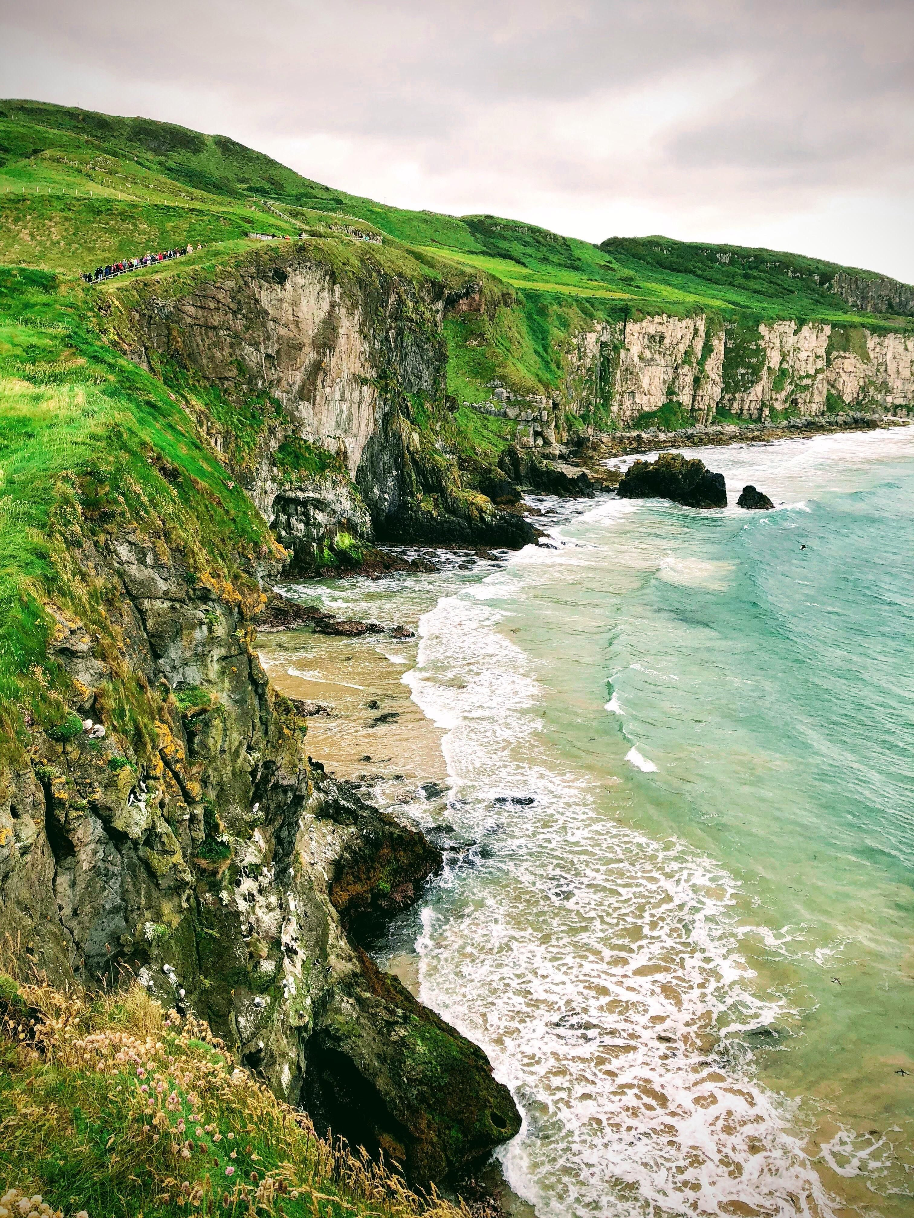 Fell in love with the Northern Ireland landscape this ...