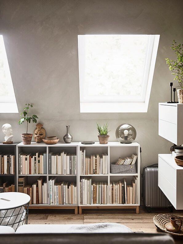 Style de slaapkamer met accessoires in rustige kleuren   IKEA IKEAnl ...