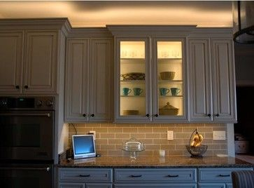 How To Dim A Led Light Kitchen Cabinet Interior Inside Kitchen Cabinets Kitchen Led Lighting