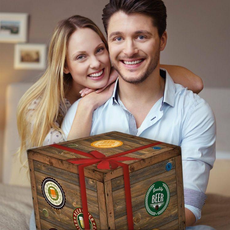 Bier als Geschenk aus verschiedenen Ländern