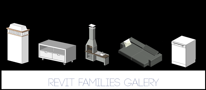 Downloadable REVIT families | Interior Design Resources | Interior