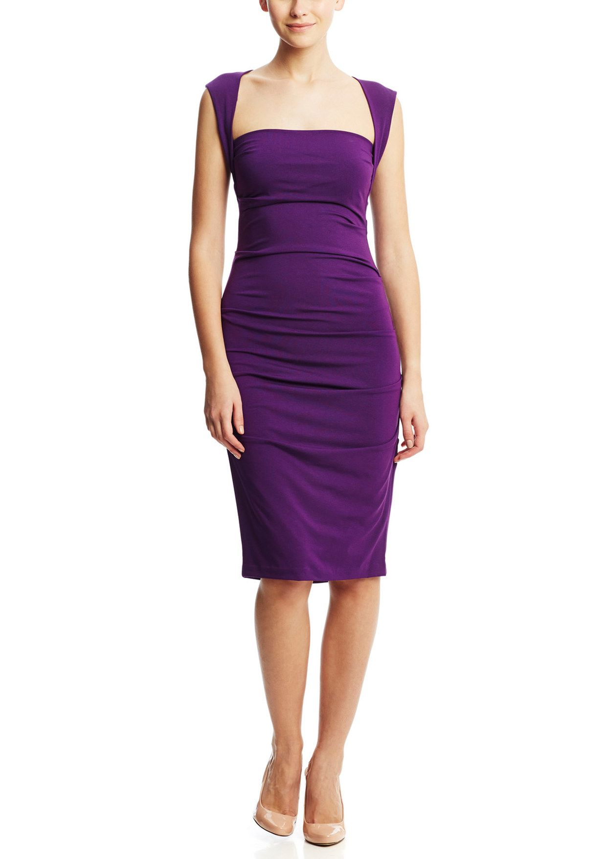 NICOLE MILLER Felicity Cocktail Dress | ideel | Professor Plum ...