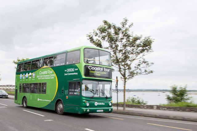Choice of 2 Dublin Sightseeing Tours