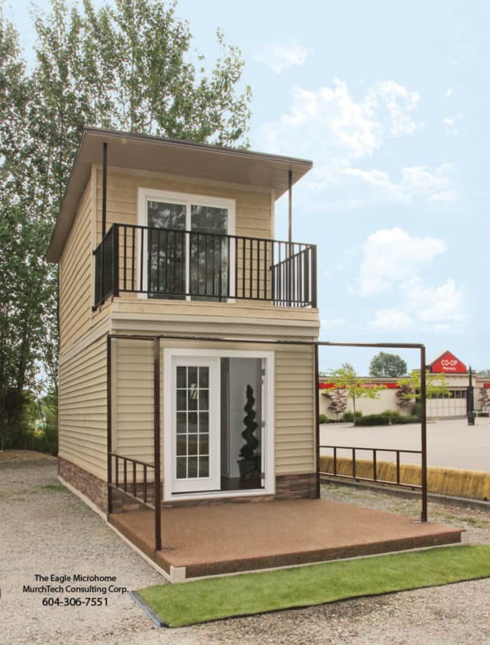 Half Price Micro Home Tiny House For Sale In Langley