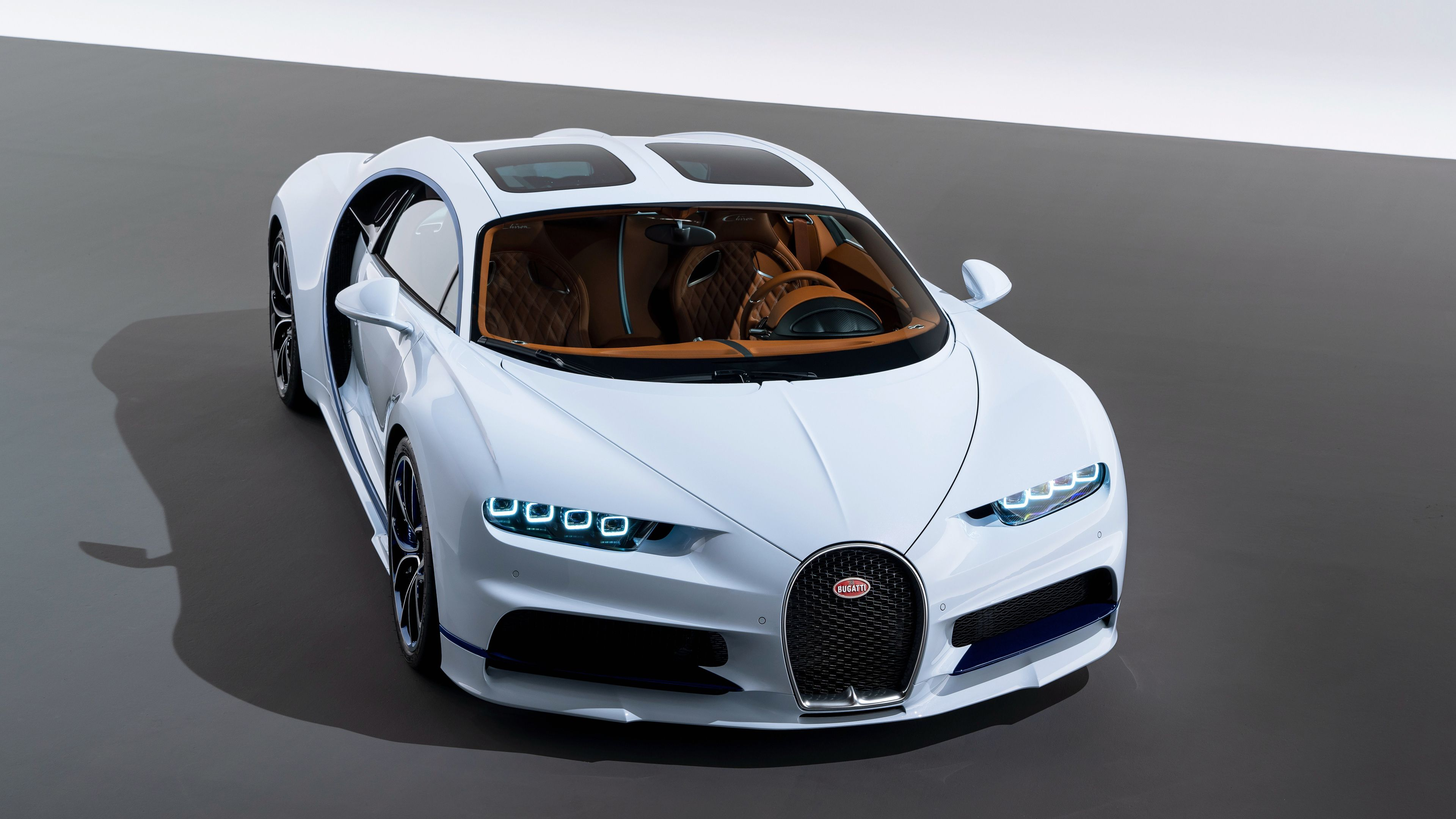 Wallpaper 4k Bugatti Chiron Sky View 2018 2018 Cars Wallpapers 4k