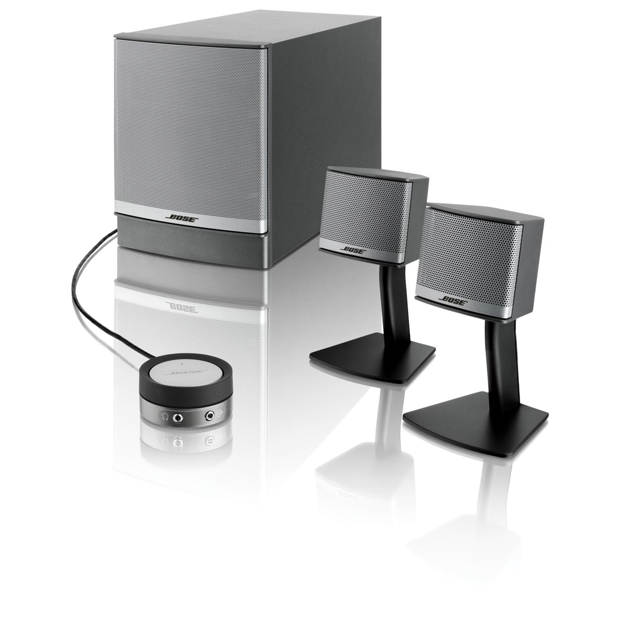 Bose speaker system  Awesome sound! | Sound systems and