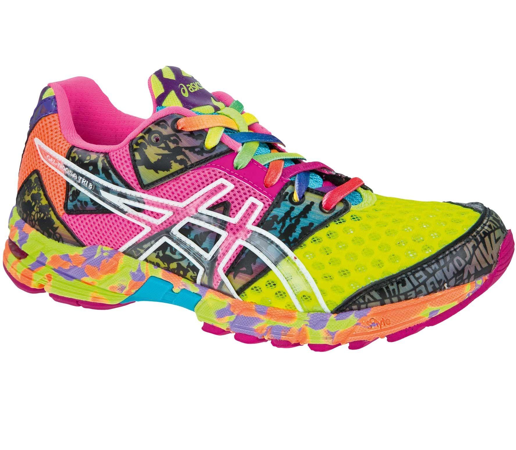 asics - zapatillas running mujer gel-noosa tri 8 - fs 13