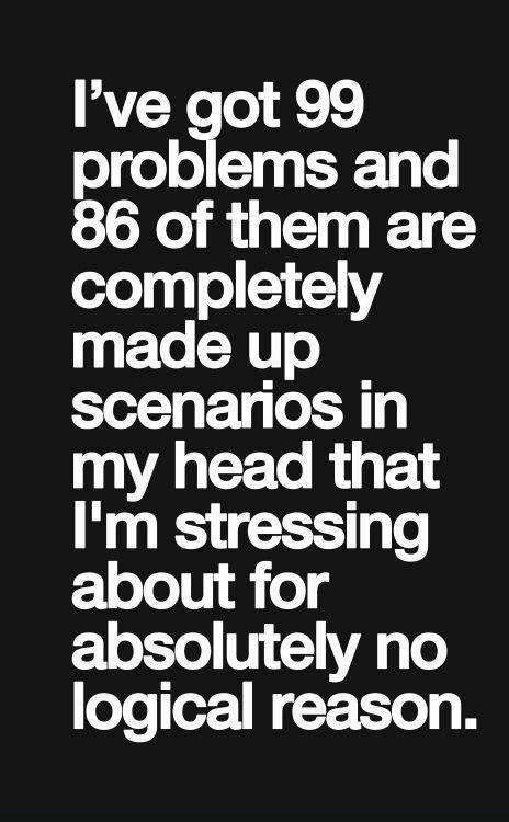 I've got 99 problems - LolSnaps