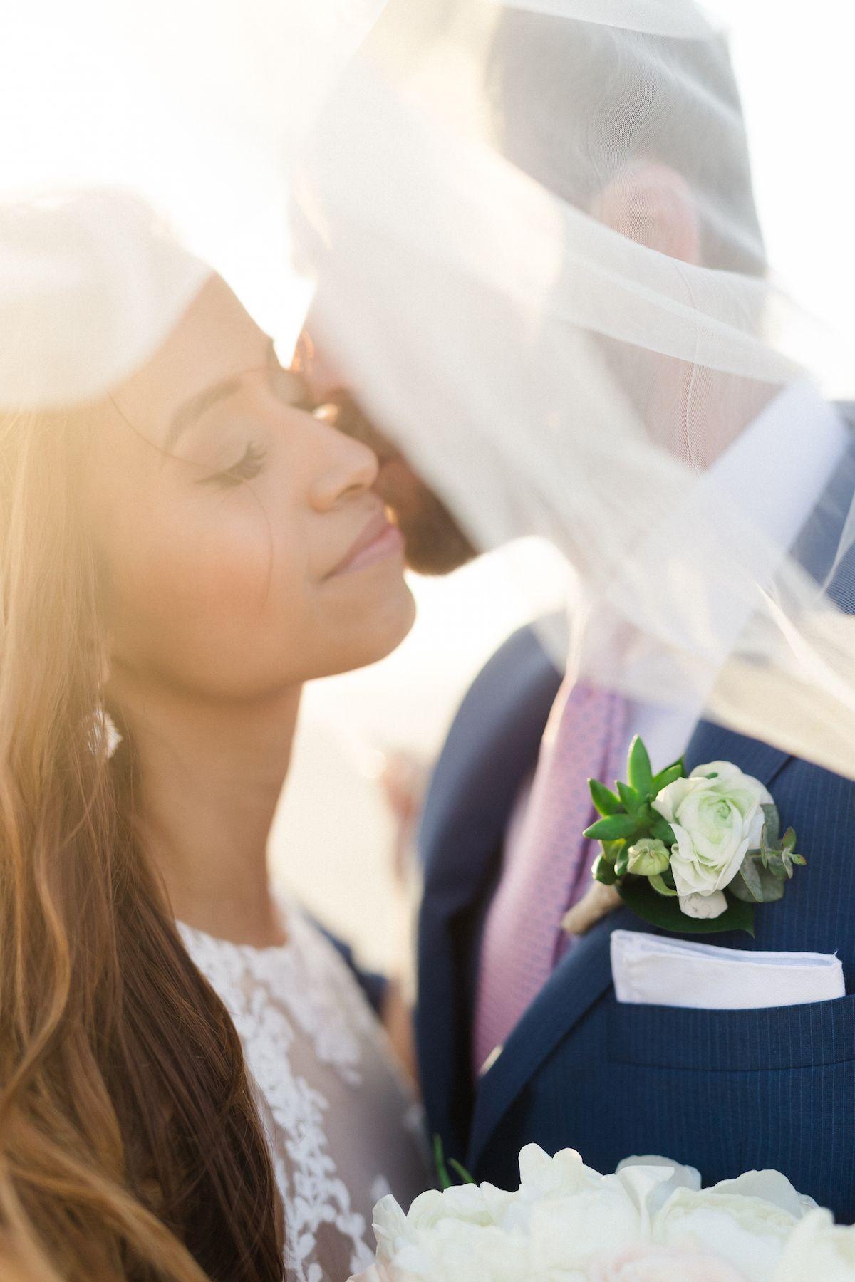 Wedding beach hair  Tiffany u Chase  Los Cabos Wedding  Cabo Wedding  Sara Richardson