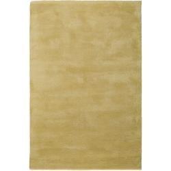 Photo of benuta Naturals Wollteppich Pure Gelb 120×180 cm – Naturfaserteppich aus Wolle