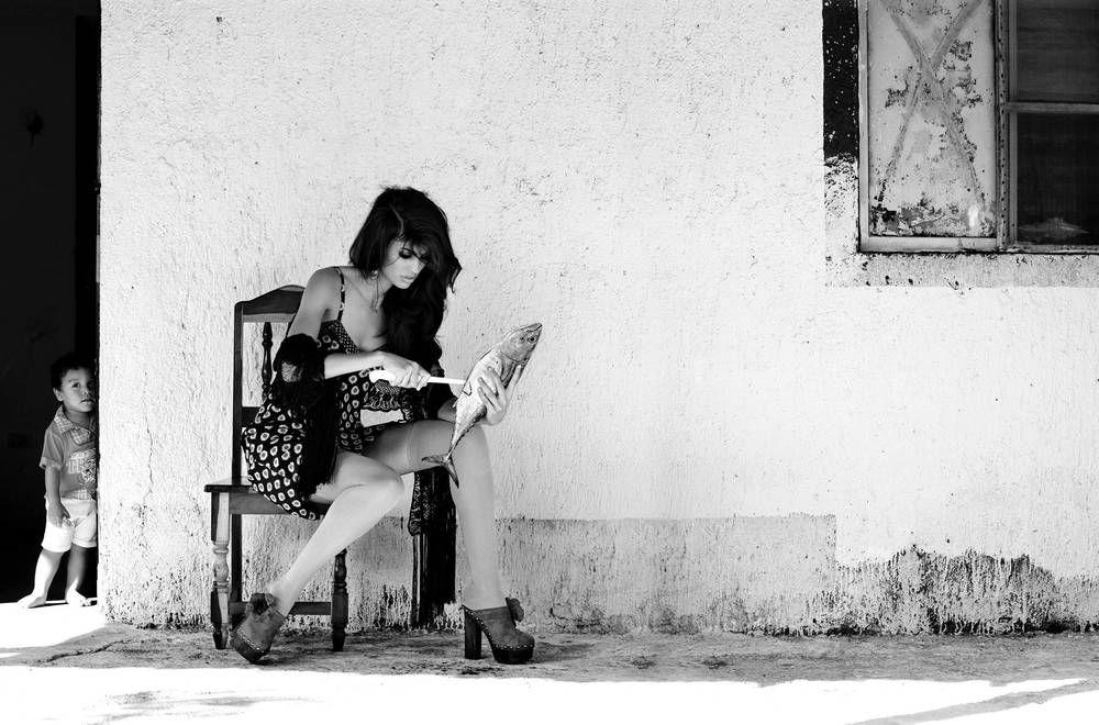 Давиния Пелегри, Тулум, Кинтана-Роо, Мексика. Фотограф Андреа Варани