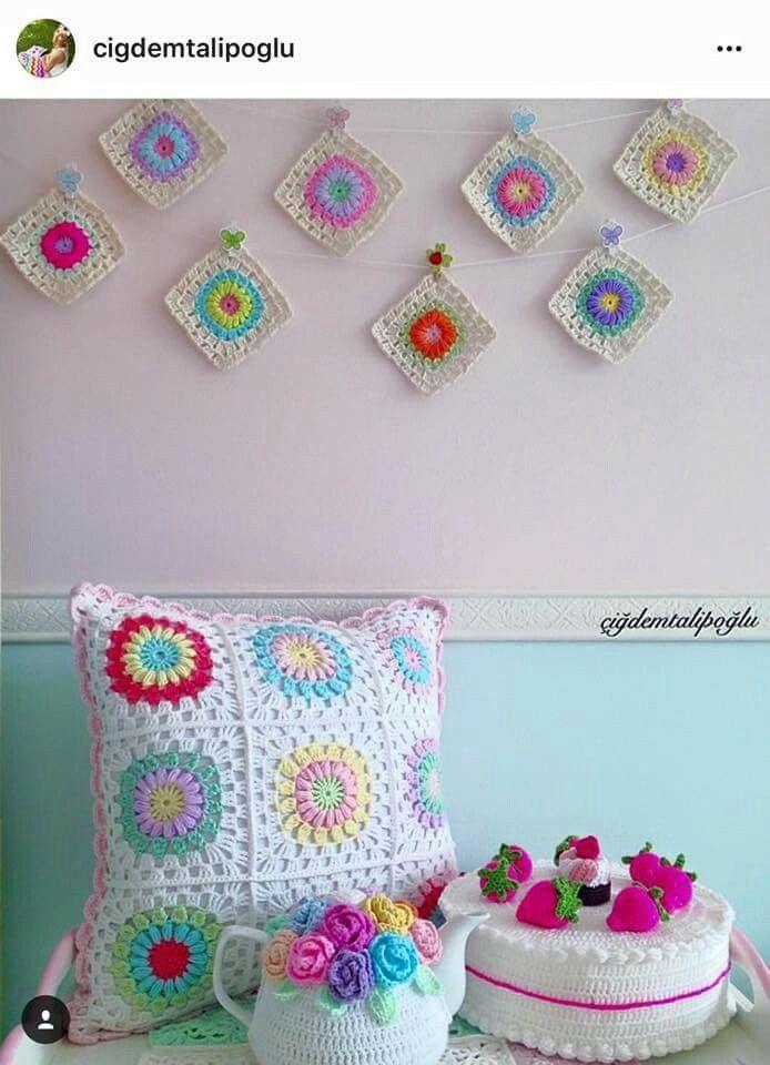 Pin de Estrella Portillo en Crochetmanía | Pinterest