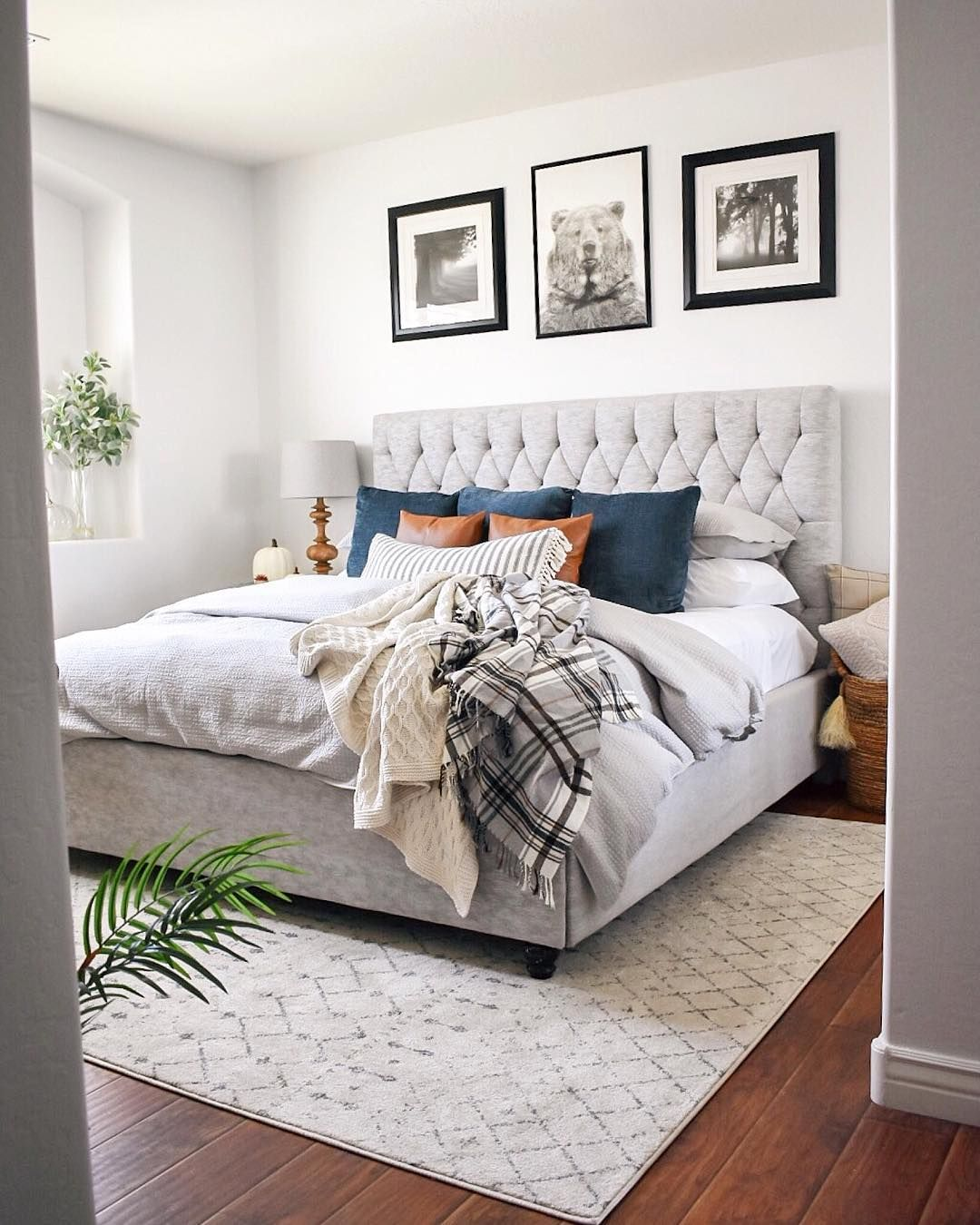 Pin by Nicole King on bedrooms Home, Bedroom inspo, Home