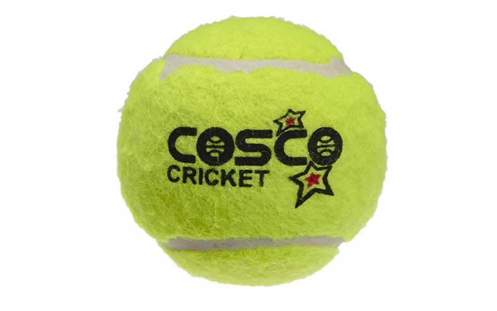 Buy Cosco Light Weight Cricket Ball, Pack of 6 (Yellow)  @ Rs 284.00(24% Off )  #Sports #Ball #CricketBall #Cosco #Amazon​ #Flipkart​ #Snapdeal​