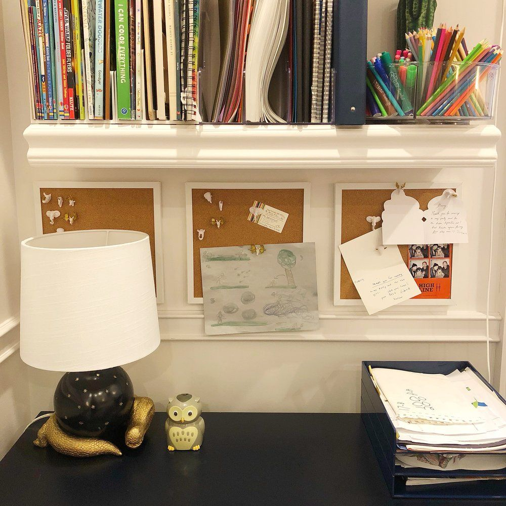 Image Result For Organize Small Notebooks Desk Area