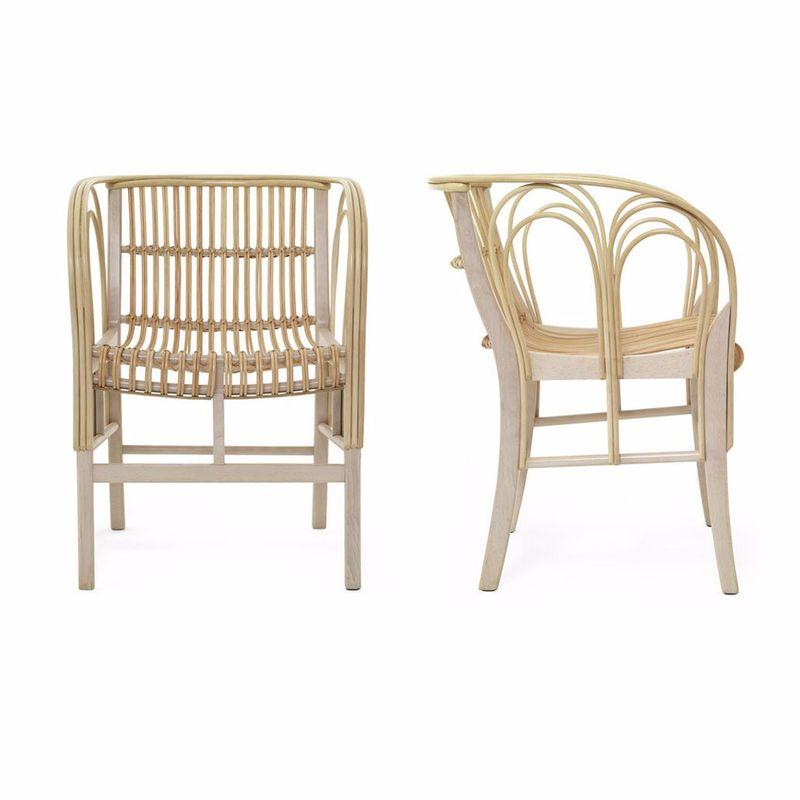 Uragano Chair by Vico Magistretti for DePadova