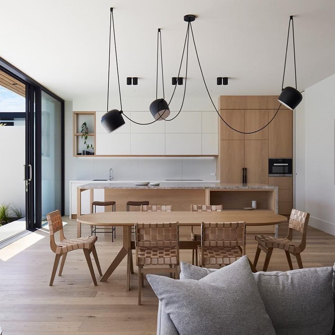 Oggie Oak Flooring On Instagram Kitchen Inspiration Repost