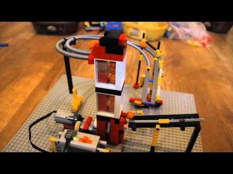 Lego Gbc Marble Pump V2 Tutorial Youtube Lego Lego Technic Lego Wedo