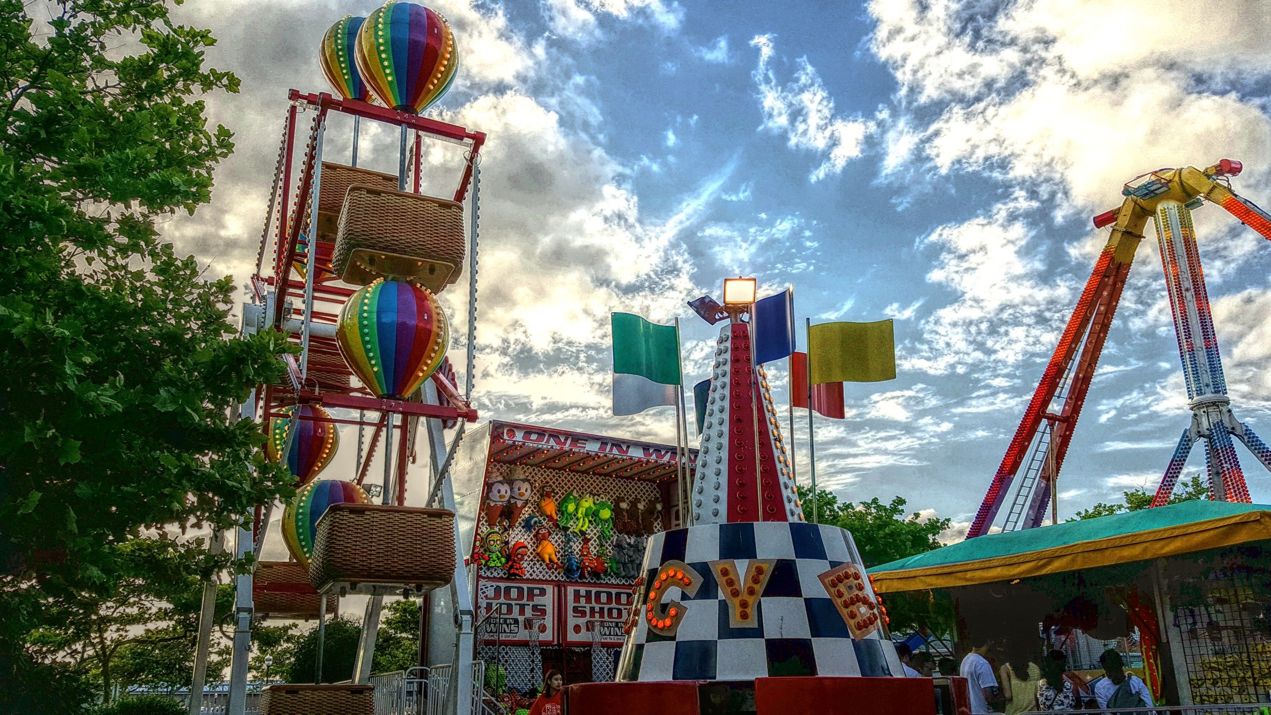 Trimper's Amusement Park in Ocean City, MD Amusement