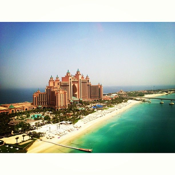 Atlantis The Palm أتلانتس النخلة Scenic Views Holiday Getaways Dubai