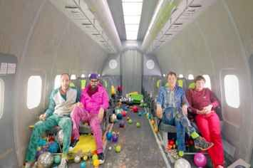 OK Go's Latest Zero-Gravity Music Video Is Absolutely