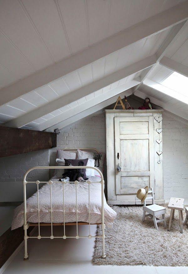 attic bedroom attic bedroom INTERIORS u0026