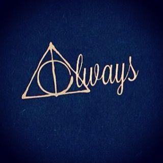❤️ ALWAYS ❤️ SEMPRE ❤️ #harrypotter #severuspiton #severussnape🐍 #jkrowling #potterhead #love #idonidellamorte #always