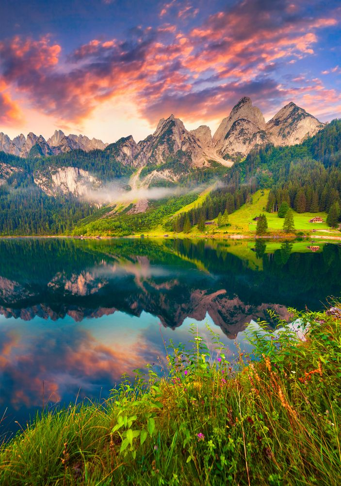 These Are The Most Peaceful Countries In The World Hd Nature Wallpapers Landscape Wallpaper Scenery