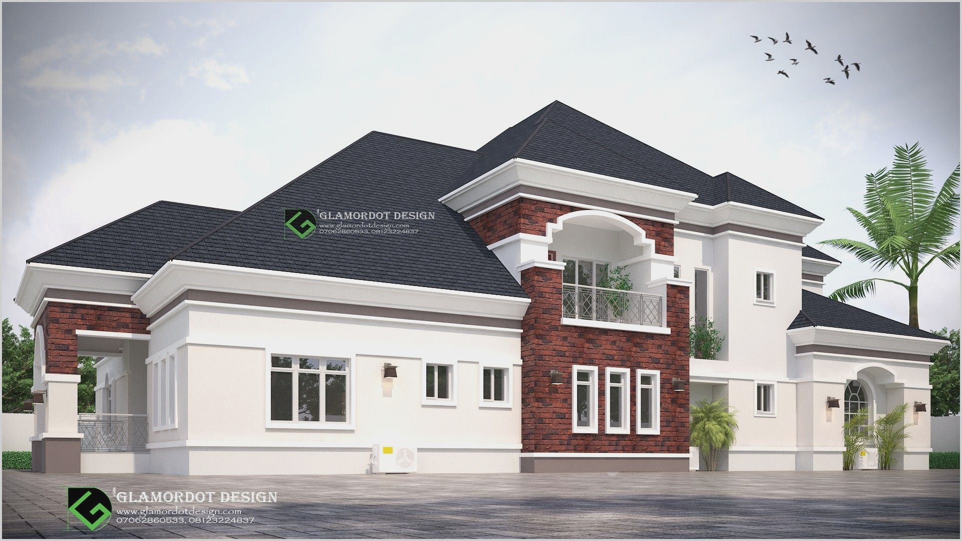 4 Room House Plan Id 14503 House By Maramani House Roof Design Bungalow House Plans Modern Bungalow House
