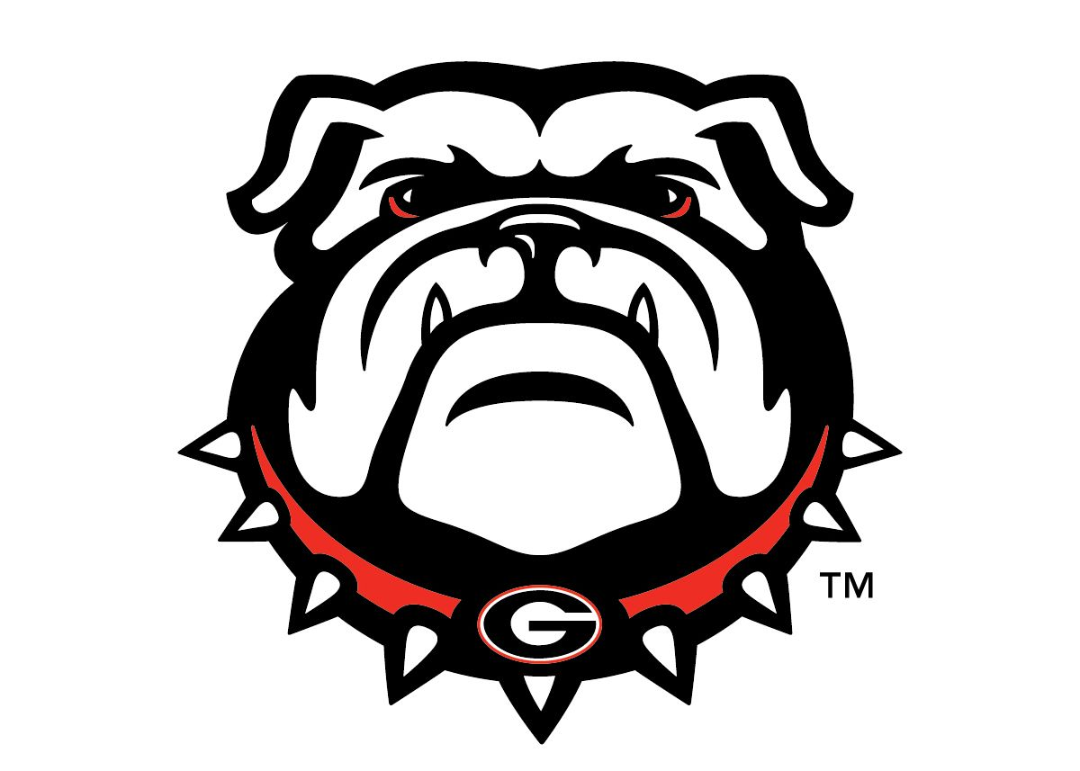 Georgia Bulldog Logo Original Chris Creamer S Sportslogos ...