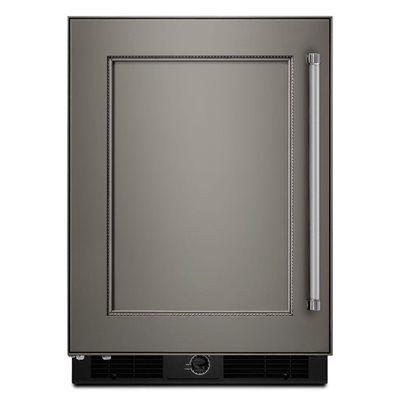 Kitchenaid Kurl104epa 49 Cu Ft Built In Compact Refrigerator Panel