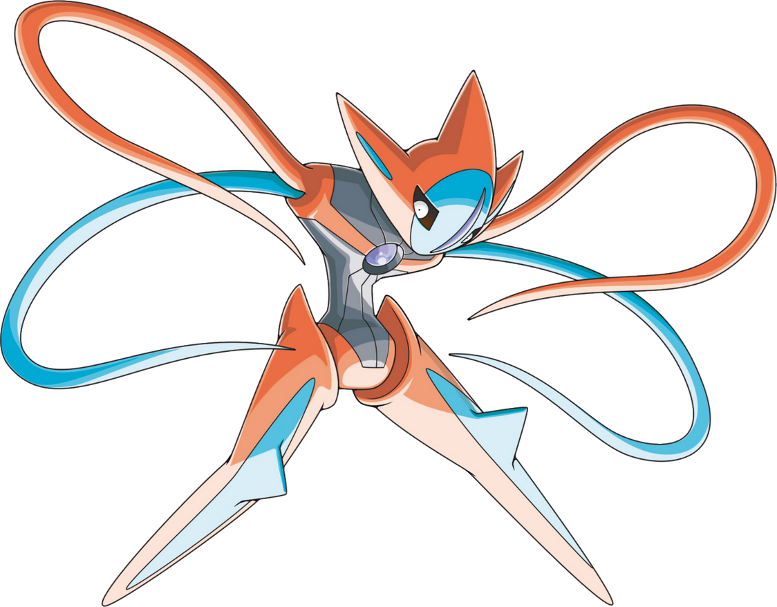 Deoxys Normal   Anime Wallpapers   Pinterest   Pokémon, Anime and ...