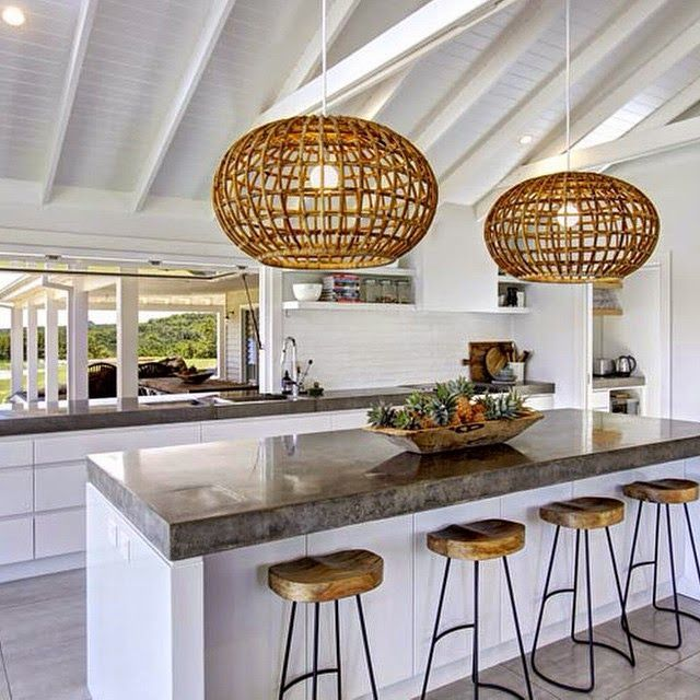 Commercial Lighting Grove City Oh: Milo And Mitzy: The Grove Byron Bay Kitchen Window Island