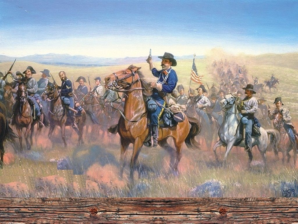 a american history of the battle of little big horn Red horse: drawings of the battle of the little bighorn offers a deep look into the native american perspective on that iconic battle as well as the american military.