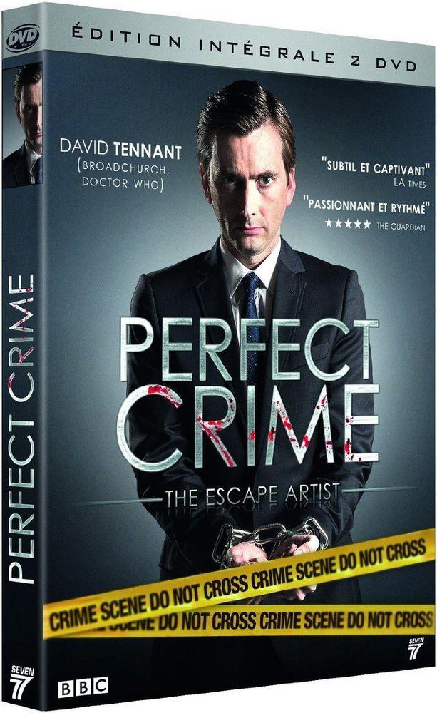 The Perfect Crime The Escape Artist Intégrale de la
