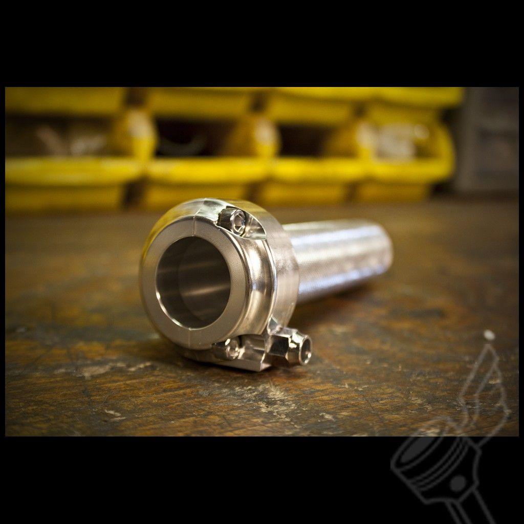 Aluminum Biltwell Whiskey Throttle Assembly 7 8 Single Cable Custom Motorcycle Parts Custom Motorcycle Handlebars Rings For Men
