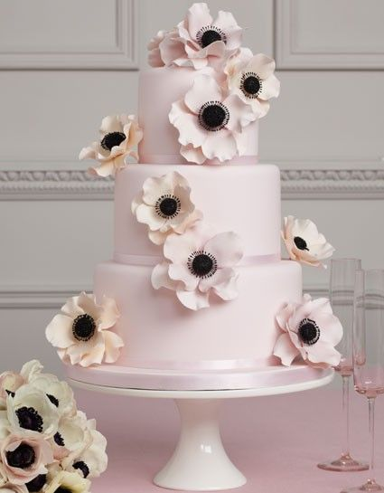 Dare To Bare Wedding Cake Without Fondant Icing